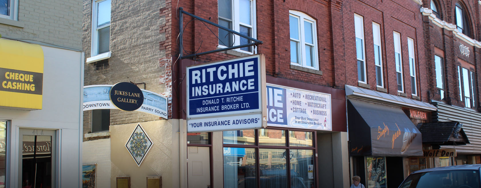 Ritchie Insurance building relationships